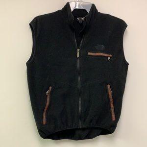 VTG The North Face Windbreaker Fleece Vest Jacket